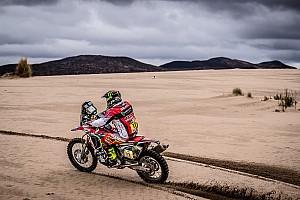 Dakar Stage report Dakar 2017, Stage 11: Goncalves fastest, Sunderland closes on win