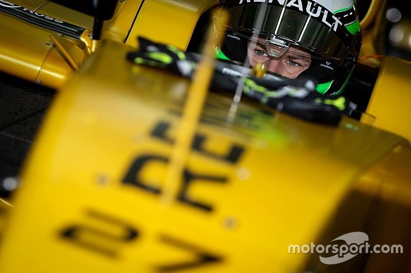 Панорамне відео: перше коло Ніко Хюлькенберга за кермом Renault F1