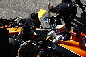 F1 Artículo especial Lo de Rusia demuestra que Alonso decidió bien yendo a las 500 Millas