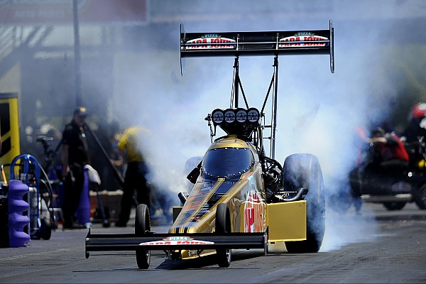 NHRA Pritchett, Hight, T. Gray take No. 1 qualifiers Saturday at New England Nationals