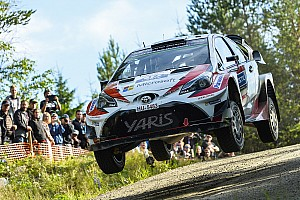 WRC Leg report Finland WRC: Lappi secures first win despite late drama