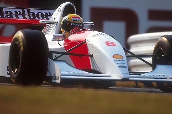 Forma-1 A nap, amikor Ayrton Senna megütötte Eddie Irvine-t