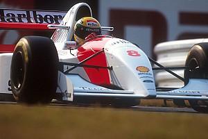 Forma-1 BRÉKING Aukcióra kerül Ayrton Senna győztes F1-es autója