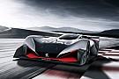 Autó PEUGEOT L 750 R HYbrid Vision Gran Turismo: nevében az ereje