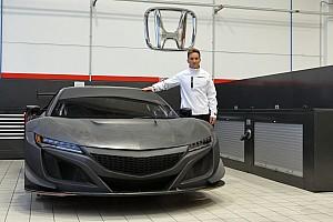 GT Actualités Honda lance la NSX GT3 sur la Coupe du monde de GT à Macao