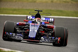 Formula 1 Breaking news Toro Rosso says Gasly/Kvyat 2018 line-up not a given
