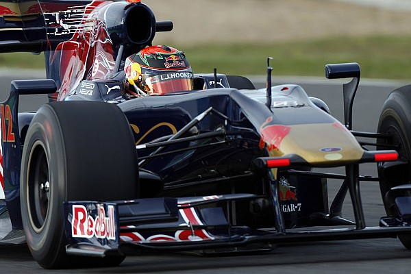 Formula 1 Interview How Red Bull's reject earned his shock F1 chance