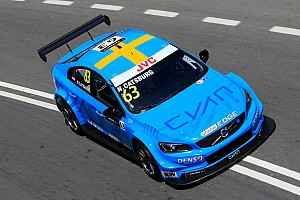 WTCC Interview Interview Nicky Catsburg: