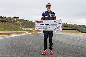 USF2000 Breaking news Askew wins Mazda Road to Indy Scholarship Shootout