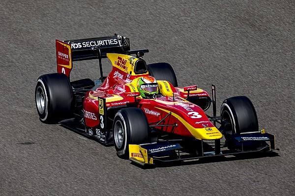 GP2 Deletraz joins Racing Engineering for GP2 2017