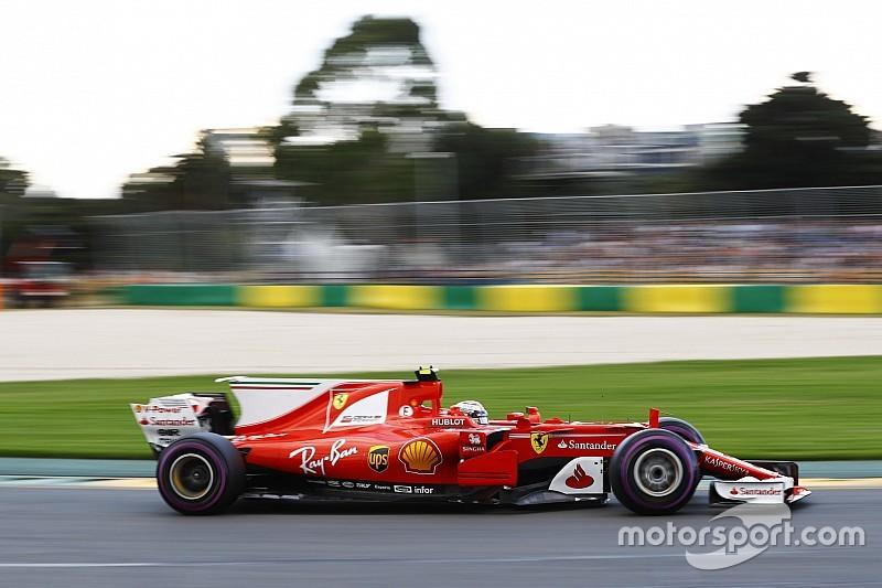 """F1 in Melbourne: Kimi Räikkönen schaffte """"keine ordentliche Runde"""""""