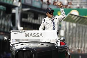Формула 1 Новость Масса счел, что проехал «неплохо для дедушки»