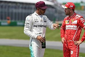 F1 Noticias de última hora Hamilton espera una fuerte presión de Ferrari para la carrera