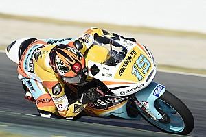 Moto3 Qualifiche Rodrigo beffa Fenati e sigla a Brno la prima pole in carriera