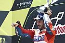 MotoGP-Fahrer Dovizioso in