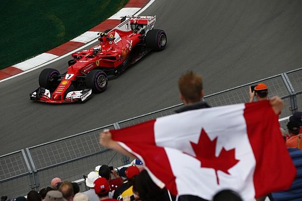 F1 加拿大大奖赛周五:莱科宁当日最快,红牛有难
