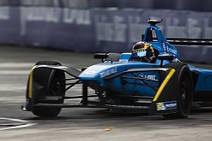 Формула E Репортаж з практики е-Прі Мехіко: Буемі у другій практиці знову був найшвидшим