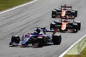 Toro Rosso's Honda
