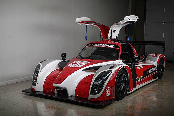 IMSA Transformers media franchise to sponsor new IMSA team