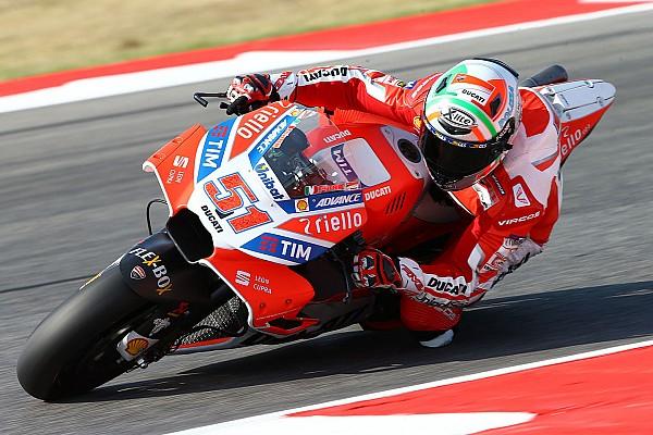 Ducati tester Pirro wants more MotoGP race opportunities