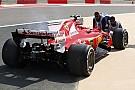 Ferrari espera que el motor de Raikkonen se pueda salvar
