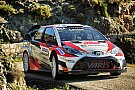 WRC Toyota: le Yaris avranno novità aerodinamiche per il Rally di Germania