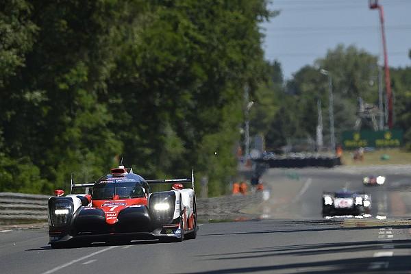 Le Mans Noticias de última hora Toyota teme tener un gran déficit de velocidad con los LMP1 privados