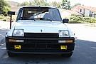 Un Renault 5 Turbo 2 original que aún sobrevive