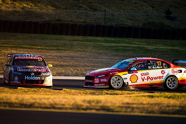 Supercars Triple Eight drivers call for Supercars Safety Car reform