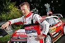 WRC Meeke se despide de pelear por la victoria en Alemania