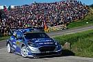 WRC Tänak vainqueur, Ogier repasse en tête du championnat