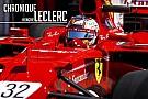 FIA F2 Chronique Leclerc - D'une disqualification à un test de rêve en F1