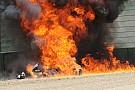 WSBK, Імола: як швидко може згоріти мотоцикл