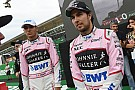 Force India will