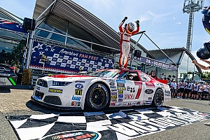 NASCAR Euro Breaking news Borja Garcia scores inaugural NASCAR win at Hockenheimring