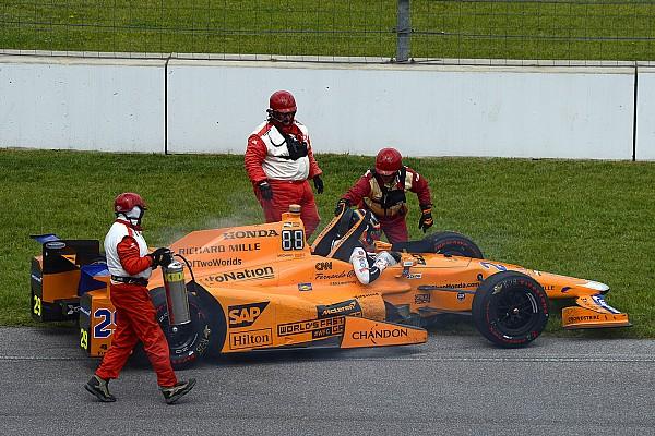 Honda знайшла причину проблем із надійністю моторів у IndyCar