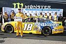 NASCAR Cup Daniel Suárez largará tercero en Dover y Busch con la pole