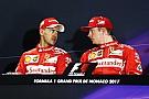 F1 Vettel niega que haya habido órdenes de equipo