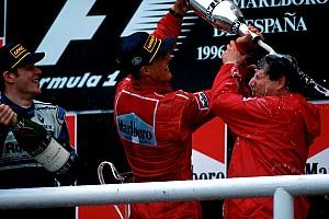 Fórmula 1 Artículo especial La noche en la que Schumacher se hizo pasar por amigo de Villeneuve