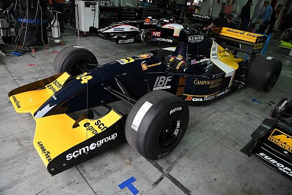 F1-Geschichte auf 4 Rädern: 2. Minardi Historic Day in Imola