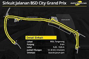 Panduan dan jadwal BSD City Grand Prix 2017