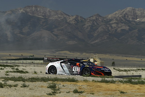 Utah PWC: RealTime Acura scores first series win for NSX