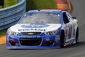 NASCAR Cup Breaking news JTG Daugherty was Chevrolet's bright spot at Watkins Glen