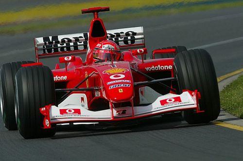 How Schumacher won his toughest Ferrari title