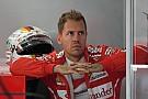 Vettel is mérgelődik a magas villanyszámla miatt