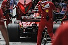 Анализ: почему Ferrari плохо проводит пит-стопы