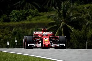 F1 Noticias de última hora Vettel cambia de motor en Sepang tras el problema en los libres 3
