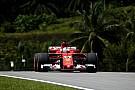 フェラーリ、ベッテルにアップデートPU投入を決断。ペナルティはなし