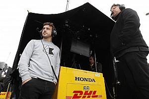 Alonso y McLaren abiertos a más participaciones en Indy 500