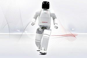 IndyCar Новость Робот ASIMO будет гранд-маршалом на Гран При Алабамы